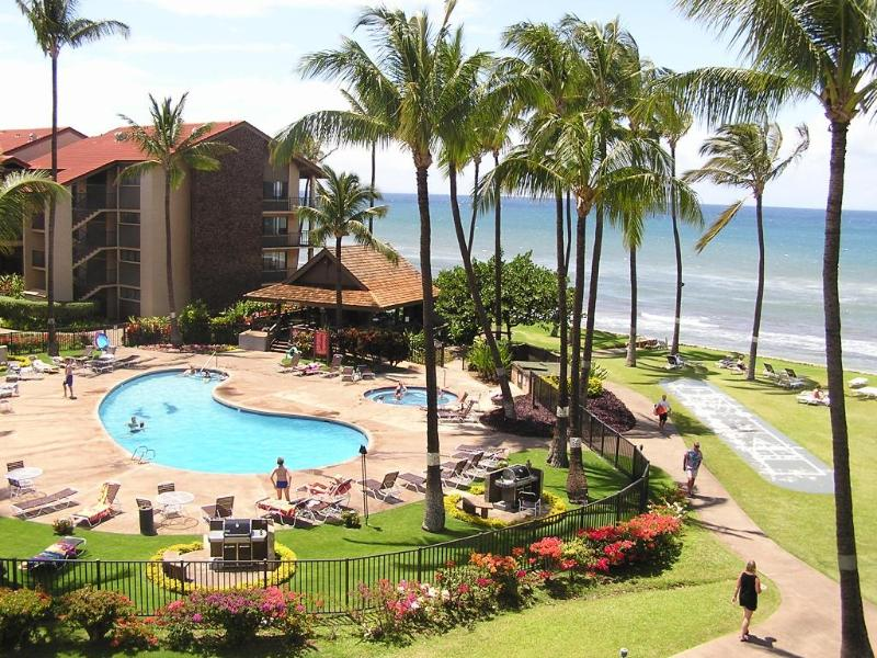 **CALL FOR SPECIALS** 3BDRM Oceanview - Image 1 - Ka'anapali - rentals