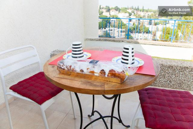 Haifa Central Ahuza New luxurious 3 room best flat - Image 1 - Haifa - rentals