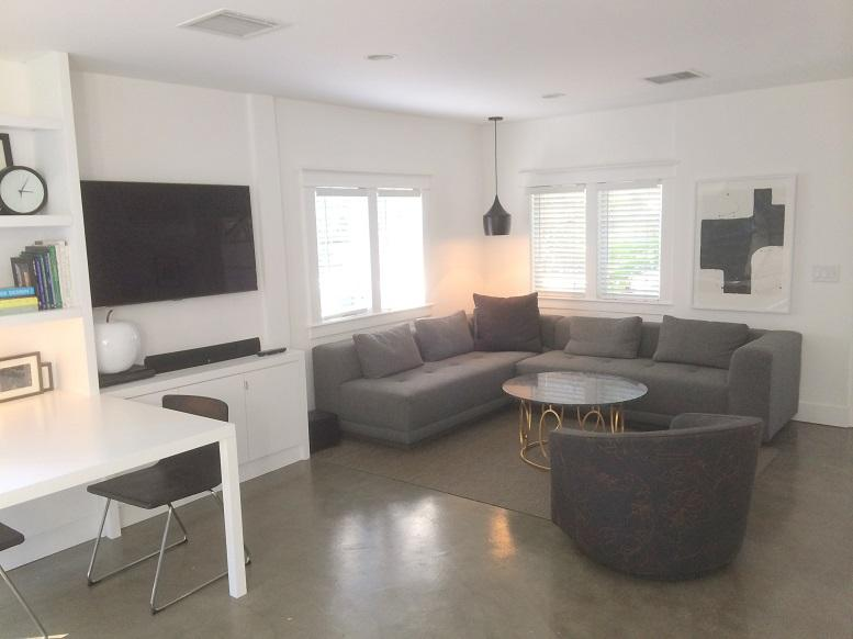 West Hollywood Adorable Modern 1-bedroom Cottage with Garden  (3400) - Image 1 - West Hollywood - rentals
