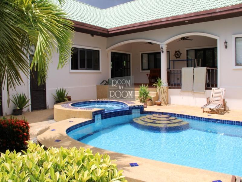Villas for rent in Khao Tao: V5327 - Image 1 - Khao Tao - rentals