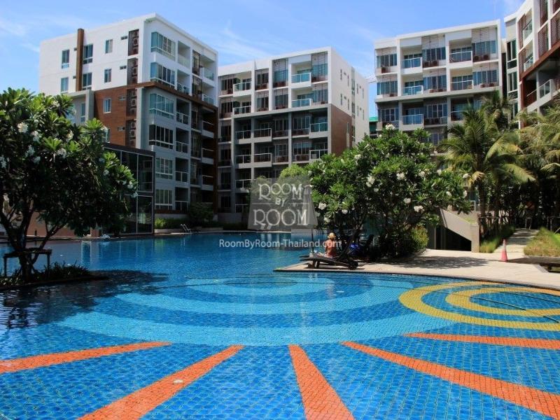 Villas for rent in Khao Takiab: C6054 - Image 1 - Nong Kae - rentals