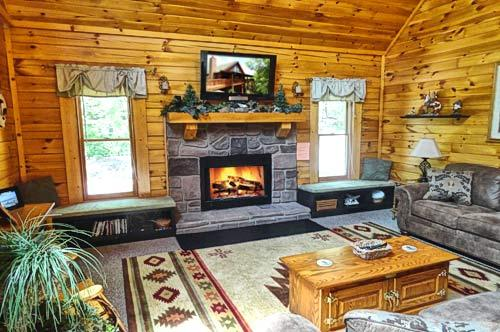 COZY CABIN& DISCOUNTS 2 DOLLYWOOD, DIXIE STAMPEDE - Image 1 - Sevierville - rentals