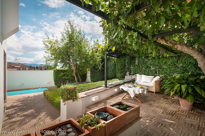 Del Mirlo House, luxury property with private pool - Image 1 - Province of Granada - rentals