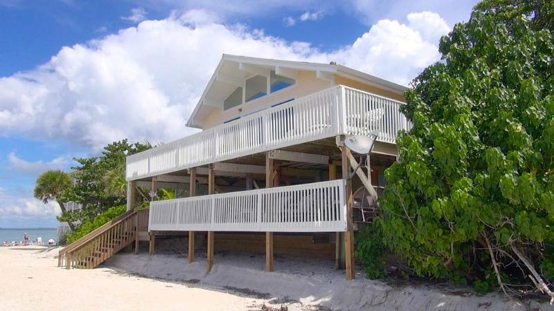 044-Sunset Beach House - Image 1 - North Captiva Island - rentals