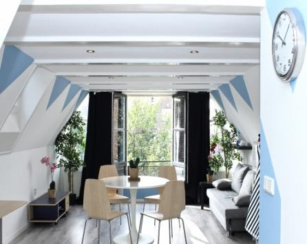 AMS Fancy Loft Apartment  - Key 2098 - Image 1 - Amsterdam - rentals