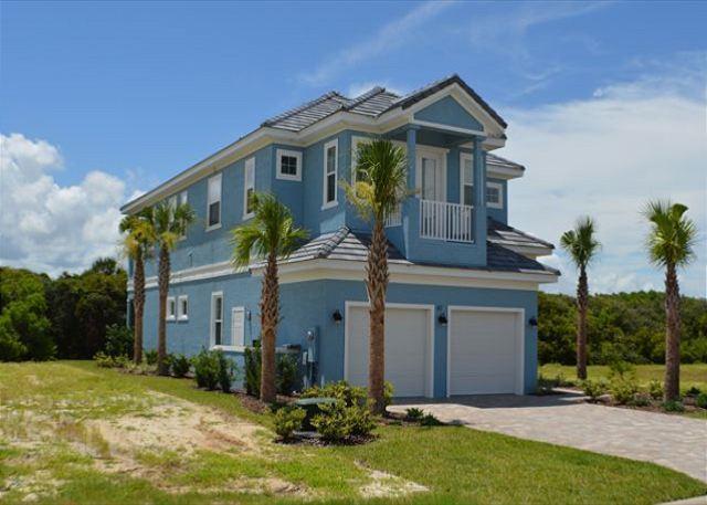 Magnificent Beach Home in Cinnamon Beach at Ocean Hammock! - Image 1 - Palm Coast - rentals