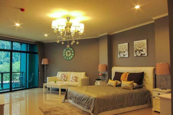 Exclusive Sea-View Apartment in Five-Star Location - Image 1 - Ao Nang - rentals