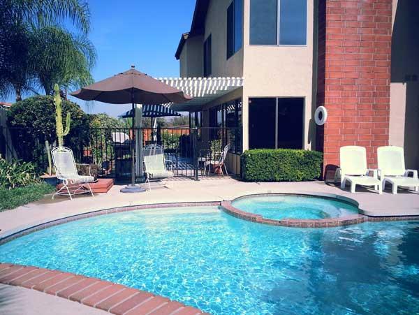 Anaheim Hills Hideaway 5 Stars Since 2010! - Beautiful Anaheim Hills Hideaway with Pool & Spa - Anaheim Hills - rentals