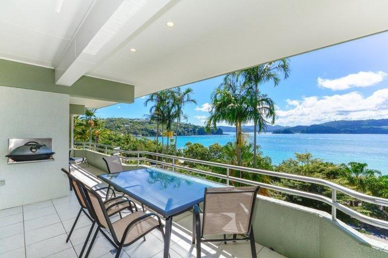 Balcony - Lagoon 205 - Hamilton Island - rentals
