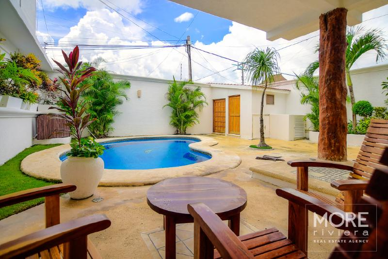 Pool / Patio - Casa del Pueblo, best location ! - Tulum - rentals