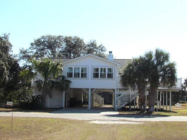 "2602 Myrtle St - ""Sea Star Beach Cottage"" - Image 1 - Edisto Beach - rentals"