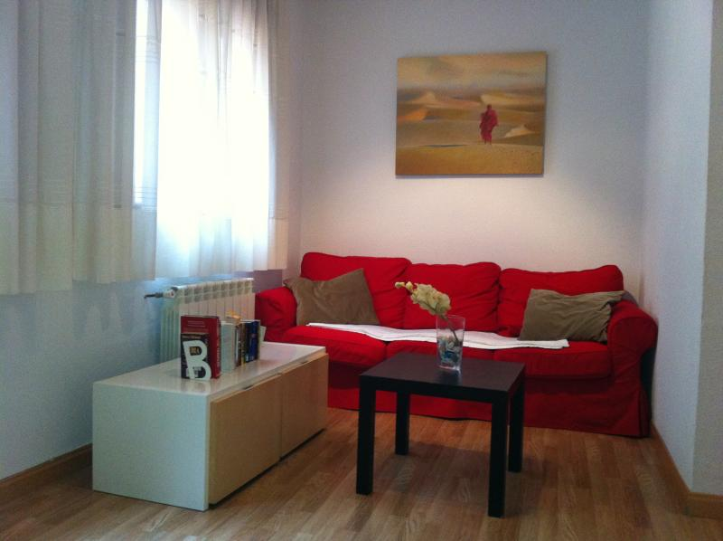 living-reading area - Lovely Apartment Historic Center Toledo .DONCELLAS - Toledo - rentals