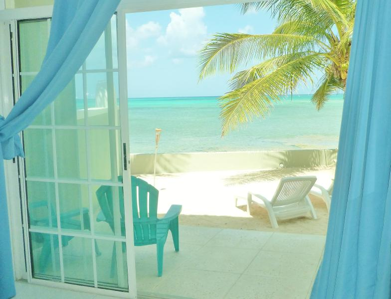 "Patio area - Paradise at your Fingertips ""Exuma Apartment"" - Nassau - rentals"