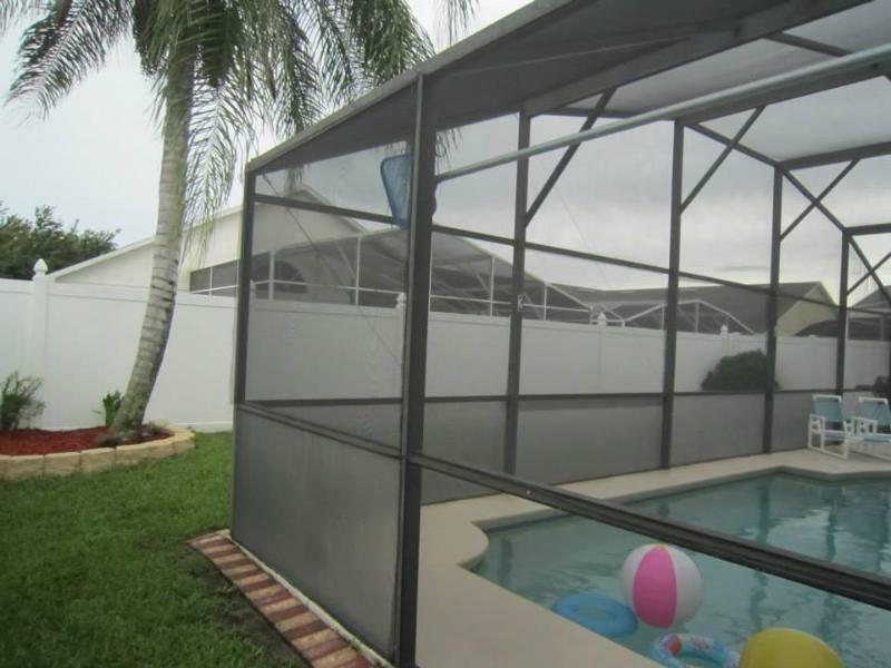 Sparkling south facing pool - Luxury Florida villa - Kissimmee - rentals