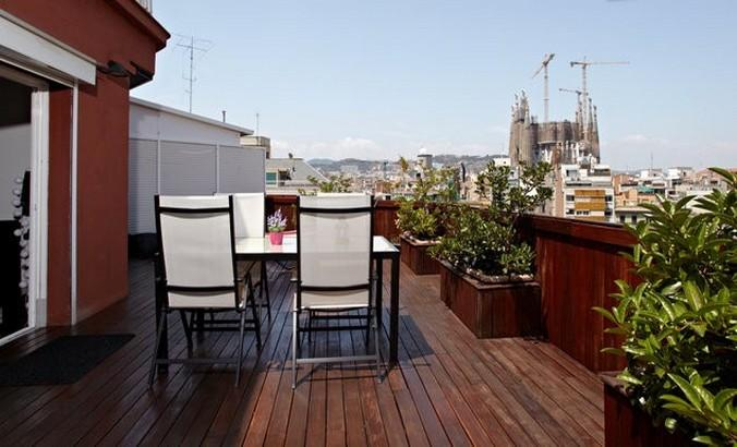 MONUMENTAL ARAGO 01: 2 Bedrooms 2 Bathrooms - Image 1 - Barcelona - rentals