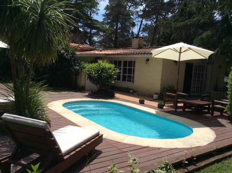 Spectacular!!  Pool, Barbeque saloon, Decks, etc - Image 1 - Punta del Este - rentals