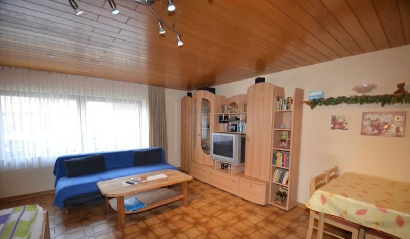 Living Room (1) - Vacation Apartment in Bad Kreuznach - 538 sqft, grill, bicycle storage (# 659) - Bad Kreuznach - rentals