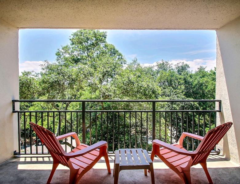Lovely three bedroom two bath ocean view townhome - Image 1 - Amelia Island - rentals