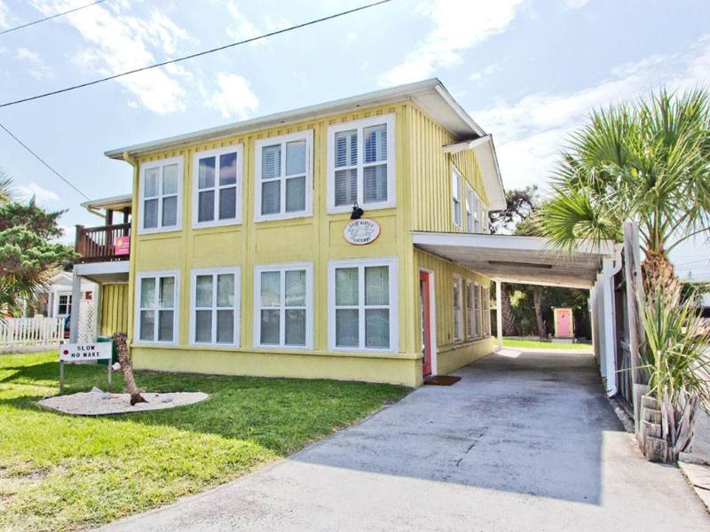 Kittys Cottage - Image 1 - Tybee Island - rentals