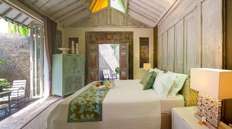 Rama room at Palmae Villas - Image 1 - Seminyak - rentals