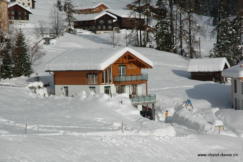 Chalet Davos - Luxury mountain chalet in Davos + Sauna, sleeps 6 - Davos - rentals