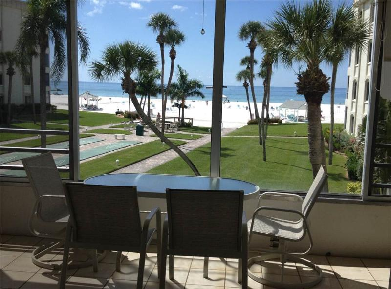 Wonderful 2BR unit on the white beaches - 11 North - Image 1 - Siesta Key - rentals