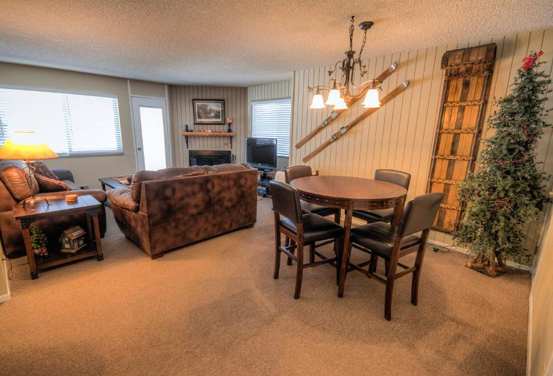 Newly Remodeled 2 bedroom next to Giant Steps- - Image 1 - Brian Head - rentals