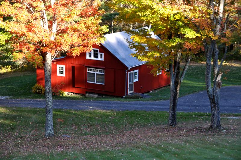 Garden Cottage - Pond Mountain Inn: Garden Cottage - Wells - rentals