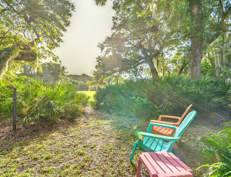 Lovely lagoon side villa - Image 1 - Amelia Island - rentals