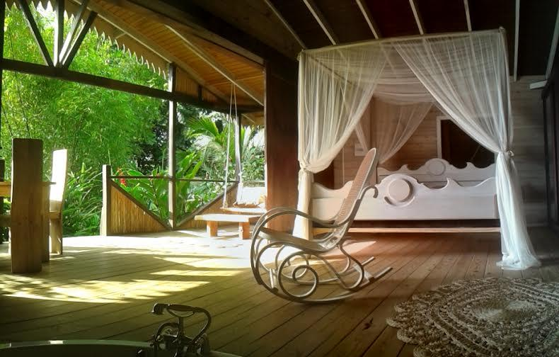 "Inside cottage - Liberty Jungle ""Guardian Angel"" Cottage - Dominica - rentals"