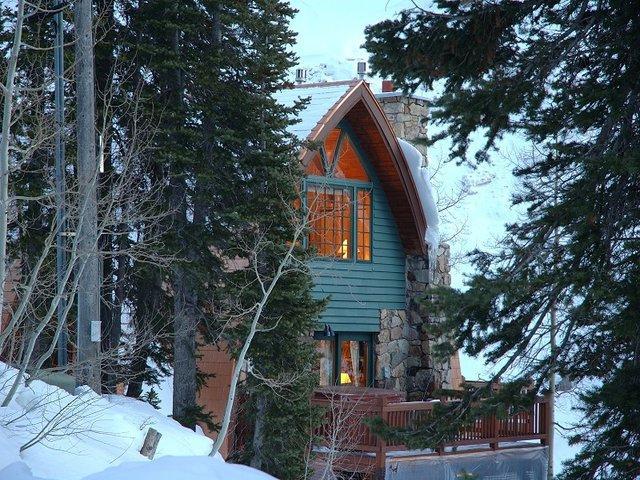 Creekside Chalet Exterior - Creekside Chalet - Alta - rentals