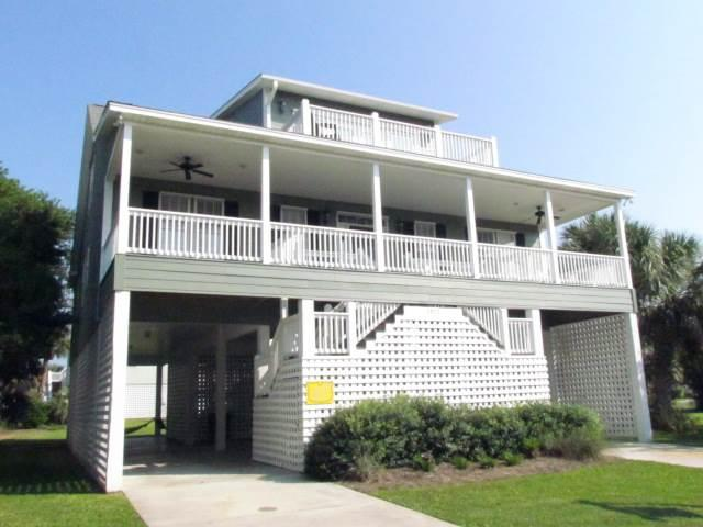 "2802 Arc St - ""Happy Ours"" - Image 1 - Edisto Beach - rentals"