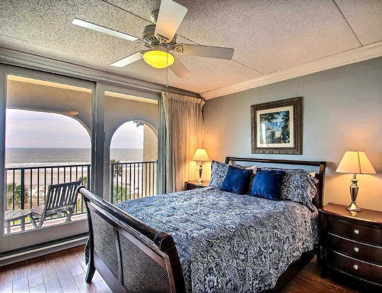 Breathtaking ocean front three bedroom condo - Image 1 - Amelia Island - rentals