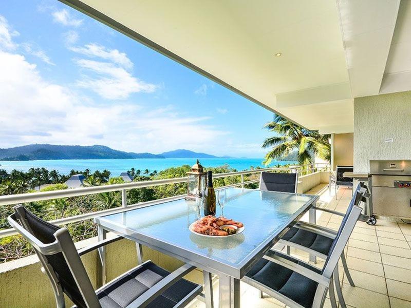 Balcony - Poinciana 212 - Hamilton Island - rentals