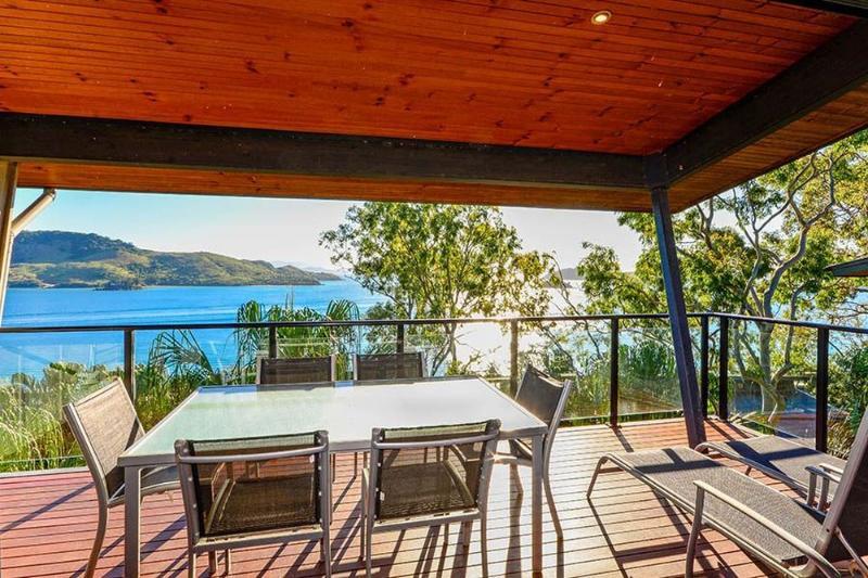 Balcony - Shorelines 04 - Hamilton Island - rentals