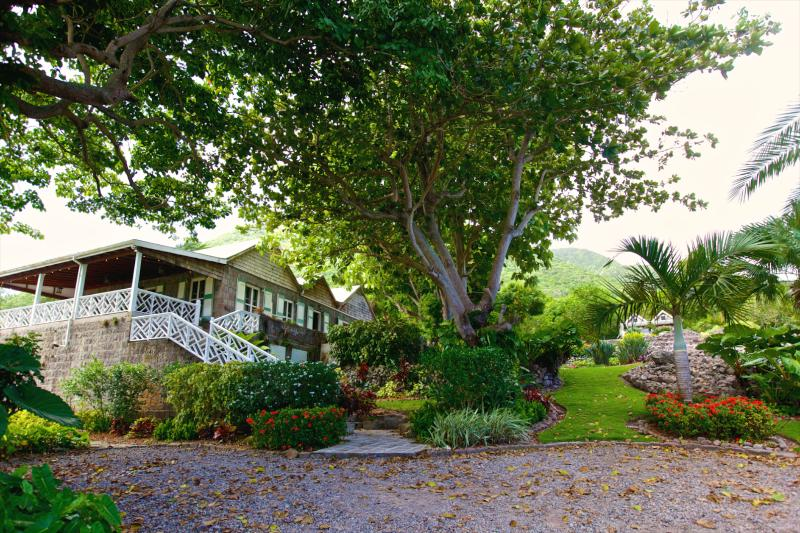Butlers House - Historic Sea View Plantation with House & Cottage - Nevis - rentals