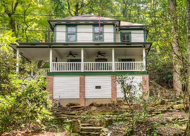 Across the Pond - Image 1 - Montreat - rentals
