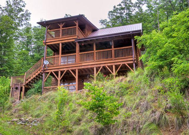 Firefly Lodge - Firefly Lodge - Black Mountain - rentals