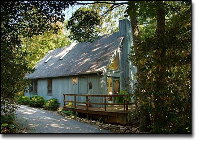 Stone Circle Cottage - Image 1 - Montreat - rentals