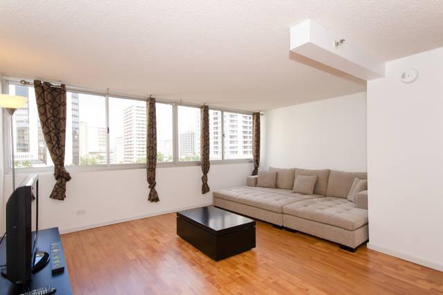 Very Beautiful One Bedroom Excellent Loc Free Wifi - Image 1 - Honolulu - rentals