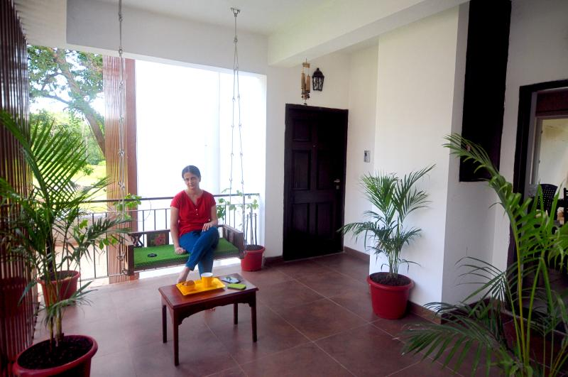 Entrance of The Chimes 3 and 4, Siolim - The Chimes - Apartments in Candolim and Siolim - Candolim - rentals