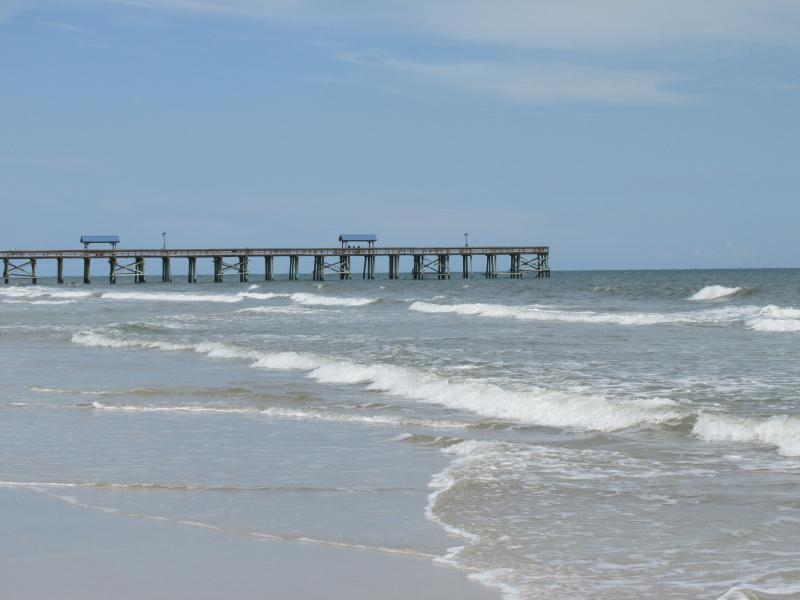 Near the peer where the surfing is awesome - Cozy and Affordable 2BR/2BA Amelia Island Condo - Fernandina Beach - rentals