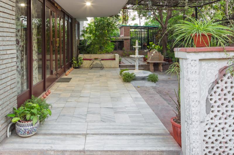 Main entrance - Magpie Villa - B&B in the heart of city - Jaipur - rentals