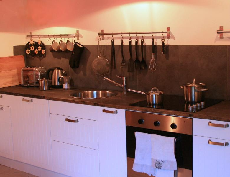 Fully fitted modern kitchen - 4 * Modern Ski /Sun Apartment, Trentino, Dolomites - Andalo - rentals