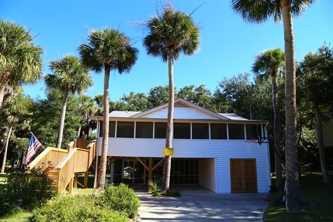 """1511 Marianne St - """"Sandy Spurs"""" - Image 1 - Edisto Beach - rentals"""