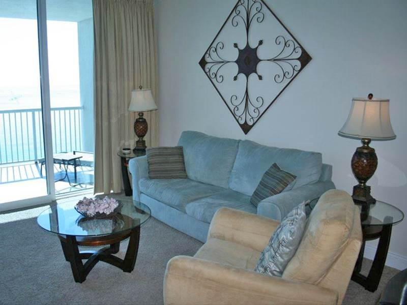 Palazzo Condominiums 1206 - Image 1 - Panama City Beach - rentals