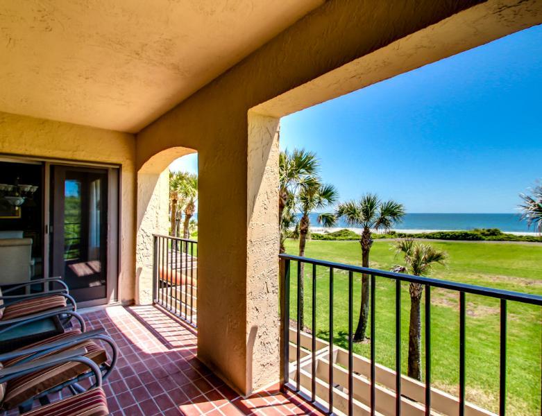 Amazing ocean views from this three bedroom condo - Image 1 - Amelia Island - rentals