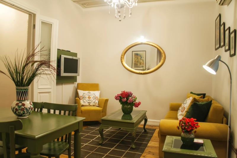 Authentic Beyoglu Apartment close to Taksim Square - Image 1 - Istanbul - rentals