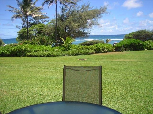 Kaha Lani Resort #119-Oceanfront, King Bed, Wifi! - Image 1 - Kapaa - rentals