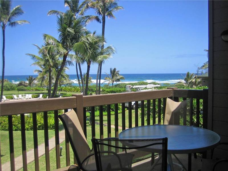 Kaha Lani Resort #206-OCEANVIEW, 2nd Fl, King Bed! - Image 1 - Kapaa - rentals